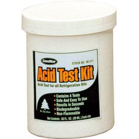 Refrigeration Oil Acid Test Kits