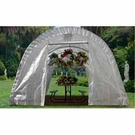 Translucent Round Style Greenhouses