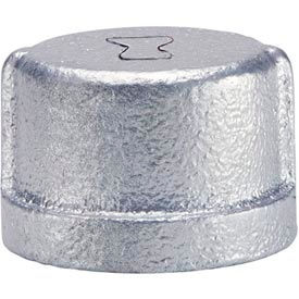 Anvil Galvanized Caps