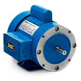 Elektrimax 56c Footed Single Phase Motors