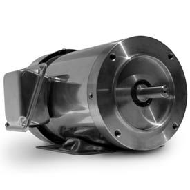 Elektrimax Stainless Steel Footed Single Phase Motors