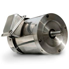 Elektrimax Stainless Steel Footless Single Phase Motors