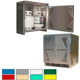 Securall® Liquid Propane/Oxygen Gas Cylinder Storage Cabinets