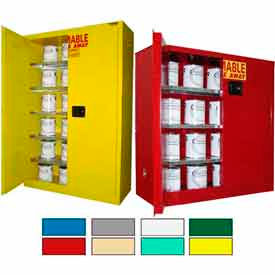 Securall® Paint & Ink Storage Cabinets