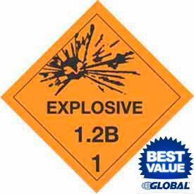 DOT Hazard Class 1-9
