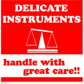 Fragile & Delicate Instrument