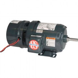 UNIMOUNT® Brakemotor, Totally Enclosed Fan Cooled (TEFC) Motor