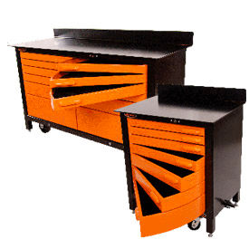 Swivel Pro Mobile Workbenches