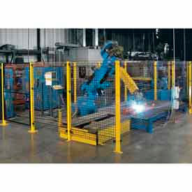Husky Rack & Wire Matrix Guard Machine Enclosures