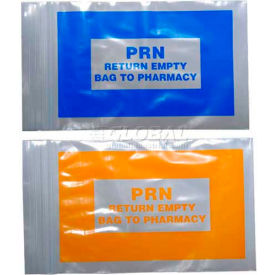 Blue & Orange Prn Bags
