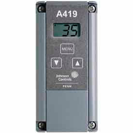 Johnson Controls Watertight Electronic Temperature Control