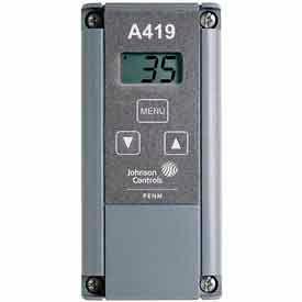 Johnson Controls Watertight Electronic Temperature Control