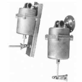 Pneumatic Piston Damper Actuators
