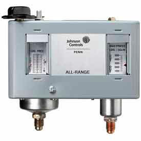 Air Conditioning Pressure Cutout Controls