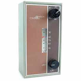 Johnson Controls Line Voltage Wall Thermostats