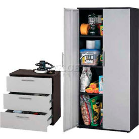 Stack-On™ Ready-To-Assemble Steel Cabinets