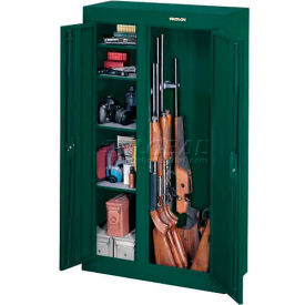 Stack-On™ Double Door 10 Gun Steel Security Cabinets