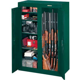 Stack-On™ Convertible Steel Security Gun Cabinets