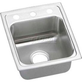 Elkay Gourmet Lustertone ADA Sinks - 1 Faucet Hole