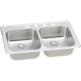 Elkay Gourmet Celebrity ADA Double Sinks