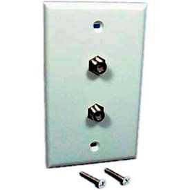 Cable TV Wall Plates