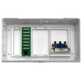 Compact Structured Media Enclosures