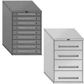 "Equipto Modular Drawer Cabinets, 30"" Wide, 44"" High"