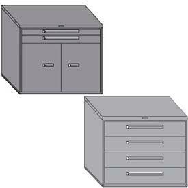 Equipto Modular Drawer Cabinets, 45