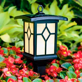 Brinkmann® Solar Powered Landscape Lighting
