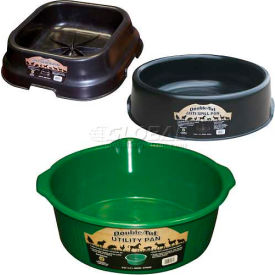 Plastic And Rubber Pans