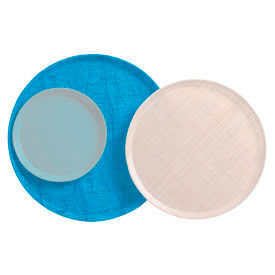 Low-Profile Round Service Trays