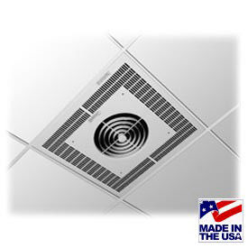 Commercial Recess Mount Ceiling Heaters