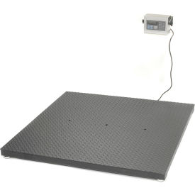 Extra Heavy Duty Floor/Pallet Scales 1,000 - 40,000 Lb Capacity