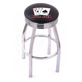 Holland Bar Stool -  4 Aces Logo Series Bar Stools