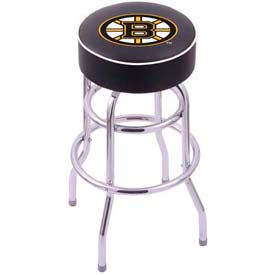 "Sports Bar Stool - NHL Logo Series 25"" Seat Height 4"" Bar Stools"