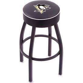 "Sports Bar Stool - NHL Logo Series 30"" Seat Height 4"" Bar Stools"