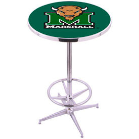 Holland Bar Stool -  NCAA Conference USA Logo Series Pub Tables