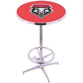 Holland Bar Stool -  NCAA Mountain West Conference Logo Series Pub Tables
