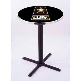 "Holland Bar Stool -  Military Logo Series 42"" Height Pub Tables"