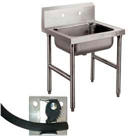 Advance Tabco Freestanding & Wall Mounted Service & Mop Sinks
