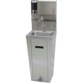 Advance Tabco Pedestal Mounted Hand Sinks