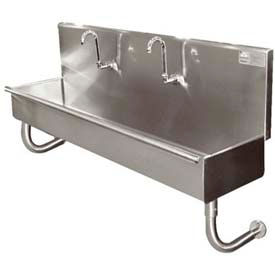 Bradley Commercial Sinks : Commercial Hand Sinks & Wash Fountains from Elkay, Bradley and More.