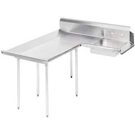 Advance Tabco Dishlanding Soil Tables
