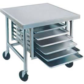 Advance Tabco Mobile Mixer Tables