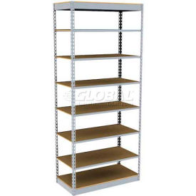 Rapid Rack - Space Saver Boltless Medium Duty Shelving Without Decking