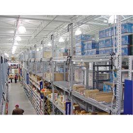 DBI/SALA - Pallet Rack Netting & Accessories (2,500 & 4,000 lb Load Ratings)