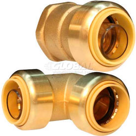 ProBite® Lead Free Brass Push To Connect Fittings