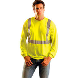 ANSI Class 2 - Hi-Visibility Long Sleeve Shirts