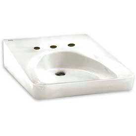 American Standard 9141.011.020 Wheelchair Users Bathroom Sink