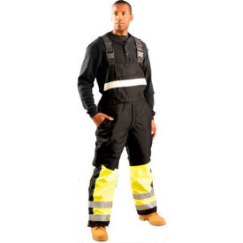 Cold Weather Hi-Vis Bib Pants